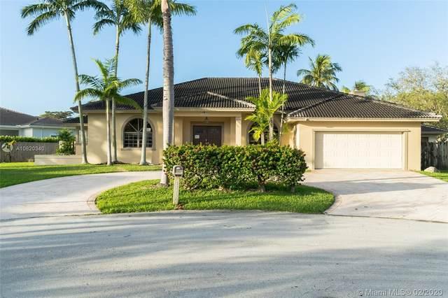 17750 SW 80th Ct, Palmetto Bay, FL 33157 (MLS #A10820340) :: Kurz Enterprise