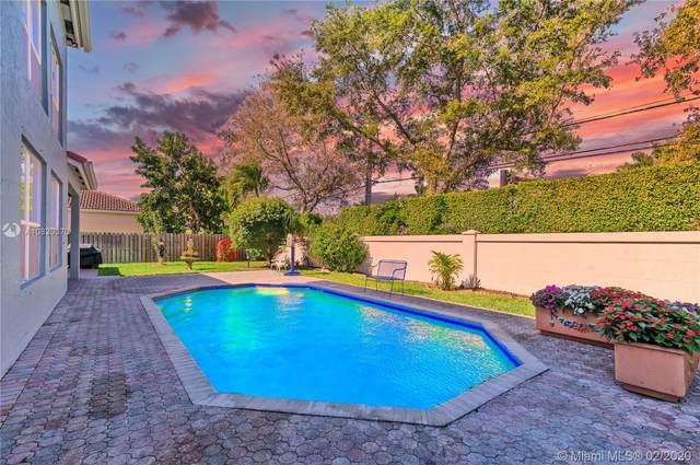 14521 SW 33rd Ct, Miramar, FL 33027 (MLS #A10820370) :: Prestige Realty Group