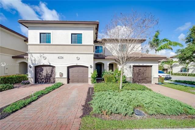 4224 N Dixie Hwy #91, Oakland Park, FL 33334 (MLS #A10820389) :: Grove Properties