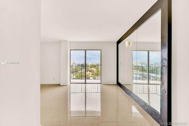 899 West Ave 7A, Miami Beach, FL 33139 (MLS #A10820436) :: The Riley Smith Group