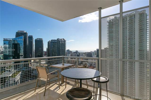 350 S Miami Ave #3604, Miami, FL 33130 (MLS #A10820499) :: ONE Sotheby's International Realty