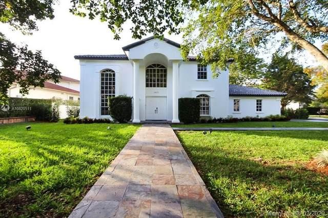 9419 NW 54th Doral Cir Ln, Doral, FL 33178 (MLS #A10820511) :: Berkshire Hathaway HomeServices EWM Realty