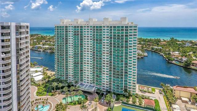 20201 E Country Club Dr Ph8-9, Aventura, FL 33180 (MLS #A10820580) :: The Howland Group