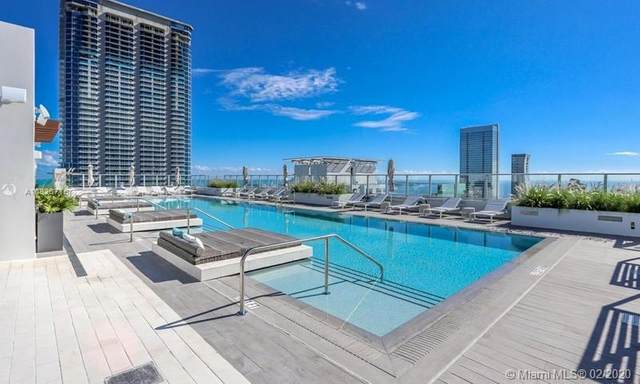 1010 Brickell Ave #1706, Miami, FL 33131 (MLS #A10820715) :: Berkshire Hathaway HomeServices EWM Realty
