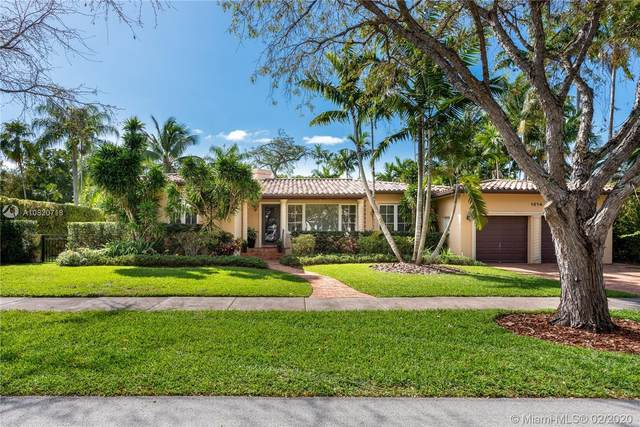 1516 Trevino Ave, Coral Gables, FL 33134 (MLS #A10820718) :: Berkshire Hathaway HomeServices EWM Realty
