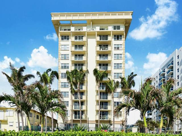9195 Collins Ave #312, Surfside, FL 33154 (MLS #A10820726) :: Castelli Real Estate Services