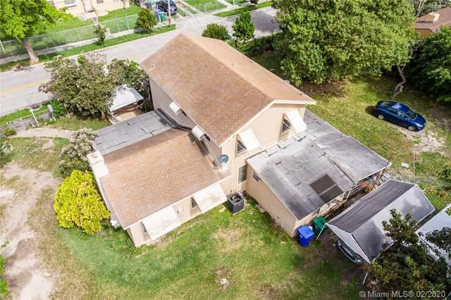 1492 NW 27th St, Miami, FL 33142 (MLS #A10820869) :: Berkshire Hathaway HomeServices EWM Realty