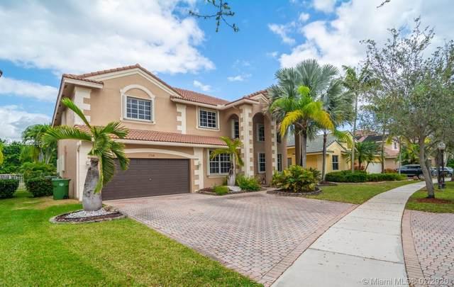 1768 Ibis Ln, Weston, FL 33327 (#A10820896) :: Real Estate Authority