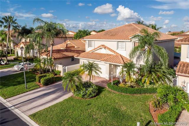 10609 NW 54th St, Doral, FL 33178 (MLS #A10820904) :: Prestige Realty Group
