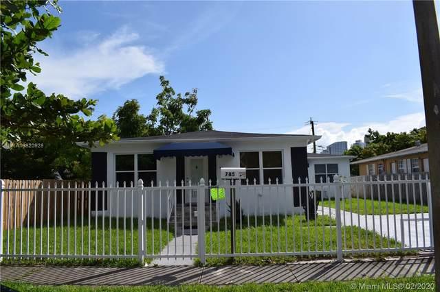 785 SW 21st Rd, Miami, FL 33129 (MLS #A10820928) :: Prestige Realty Group
