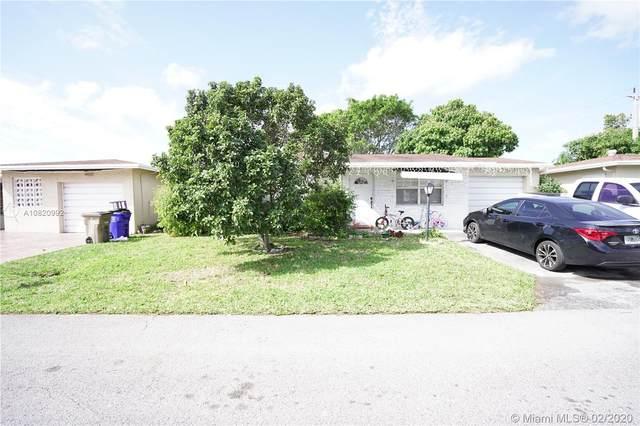4911 NW 15th Ave, Deerfield Beach, FL 33064 (MLS #A10820992) :: Green Realty Properties