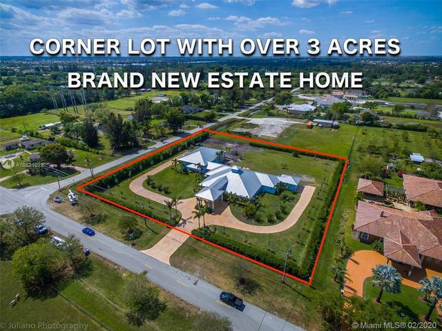 6591 SW 178th Ave, Southwest Ranches, FL 33331 (#A10821012) :: Real Estate Authority