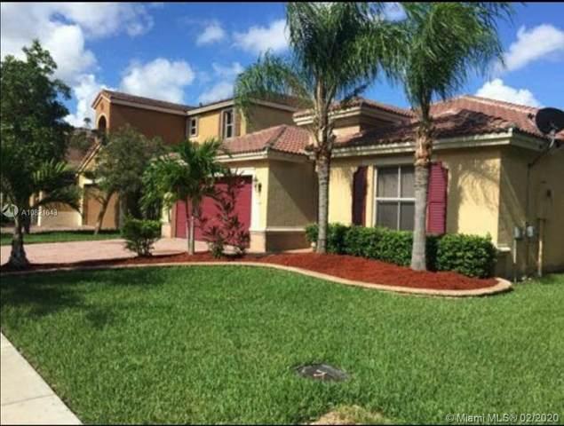 512 NE 20th Ter, Homestead, FL 33033 (MLS #A10821043) :: Green Realty Properties