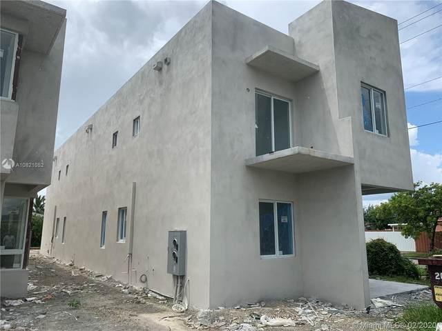 502 E 27th St, Hialeah, FL 33013 (MLS #A10821052) :: Berkshire Hathaway HomeServices EWM Realty