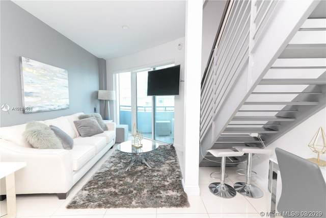 60 SW 13th St Lph-5014, Miami, FL 33130 (MLS #A10821067) :: Ray De Leon with One Sotheby's International Realty