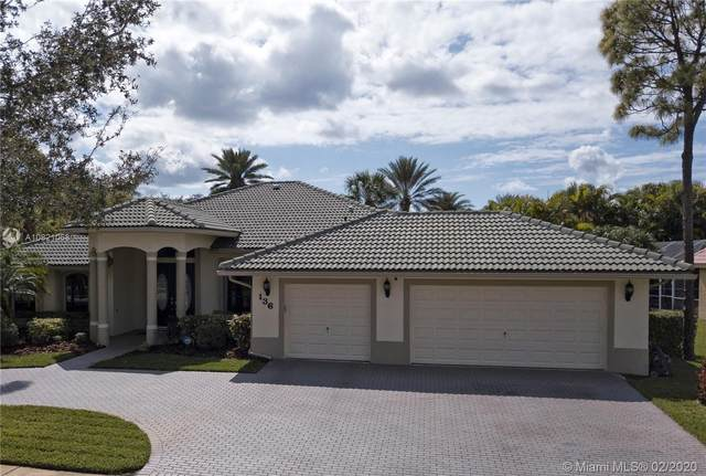136 Black Olive Cres, Royal Palm Beach, FL 33411 (MLS #A10821068) :: Ray De Leon with One Sotheby's International Realty