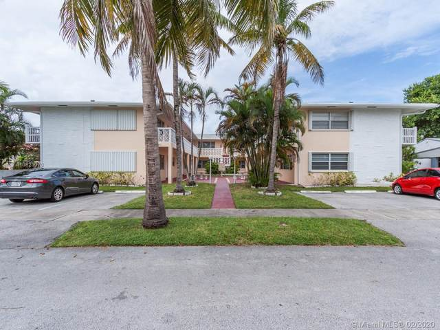 1643 Wiley St #4, Hollywood, FL 33020 (MLS #A10821070) :: Green Realty Properties