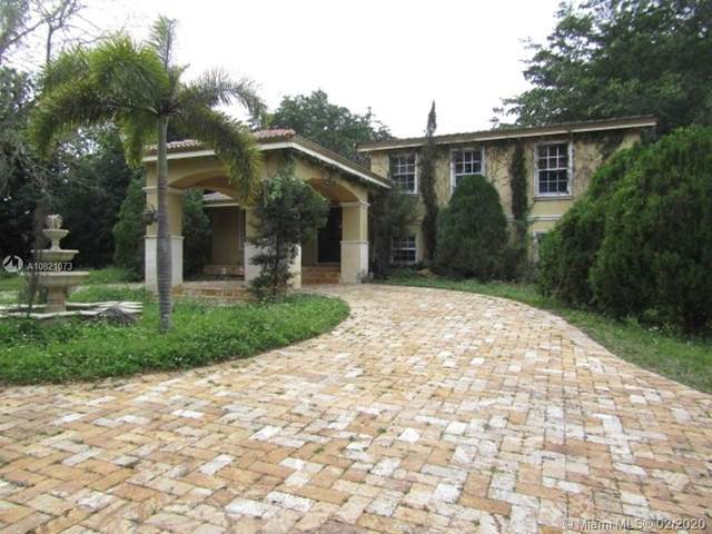 5281 Thoroughbred Ln, Southwest Ranches, FL 33330 (#A10821073) :: Real Estate Authority