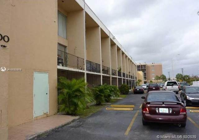 1300 W 47th Pl 216B, Hialeah, FL 33012 (MLS #A10821079) :: Berkshire Hathaway HomeServices EWM Realty