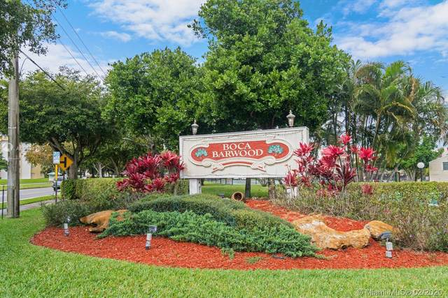 23305 N Barwood Ln N #409, Boca Raton, FL 33428 (MLS #A10821185) :: Berkshire Hathaway HomeServices EWM Realty