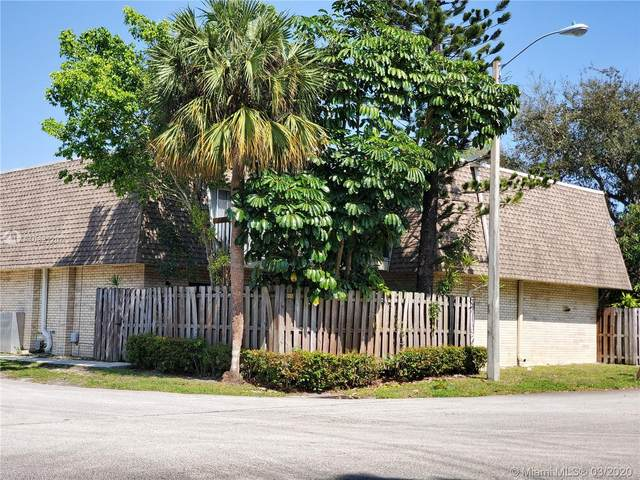 8215 SW 24th St 19D, North Lauderdale, FL 33068 (MLS #A10821207) :: Berkshire Hathaway HomeServices EWM Realty