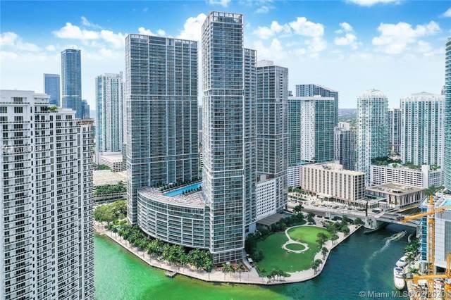 475 Brickell Ave #3707, Miami, FL 33131 (MLS #A10821293) :: Berkshire Hathaway HomeServices EWM Realty