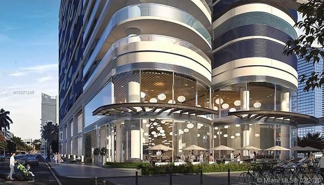 1000 Brickell Plaza Ph 5105, Miami, FL 33131 (MLS #A10821295) :: Ray De Leon with One Sotheby's International Realty