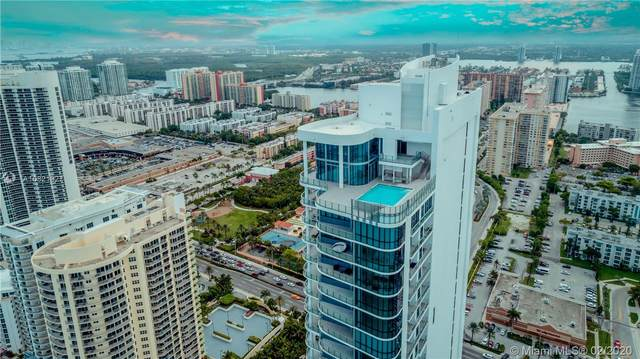 17475 Collins Ave Ph-3201, Sunny Isles Beach, FL 33160 (MLS #A10821327) :: The Rose Harris Group