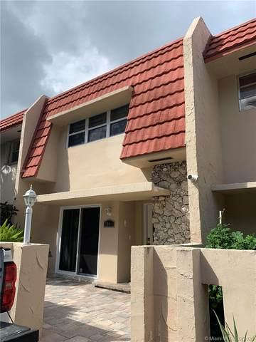3841 NE 170th St B-7, North Miami Beach, FL 33160 (MLS #A10821339) :: Berkshire Hathaway HomeServices EWM Realty