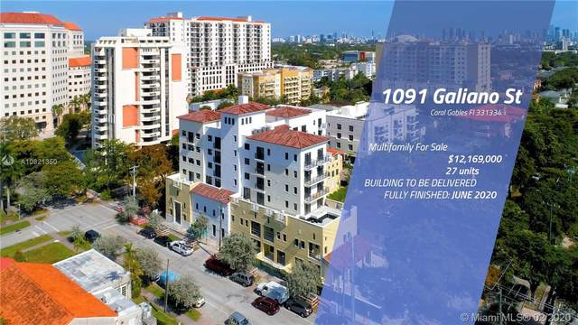1091 Galiano St, Coral Gables, FL 33134 (MLS #A10821350) :: Prestige Realty Group