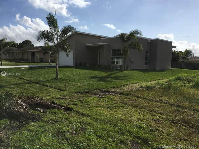 2038 SW Aquarius Ln, Port Saint Lucie, FL 34984 (MLS #A10821468) :: Berkshire Hathaway HomeServices EWM Realty