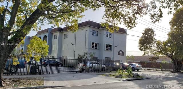 300 W 74th Pl #305, Hialeah, FL 33014 (MLS #A10821544) :: Green Realty Properties