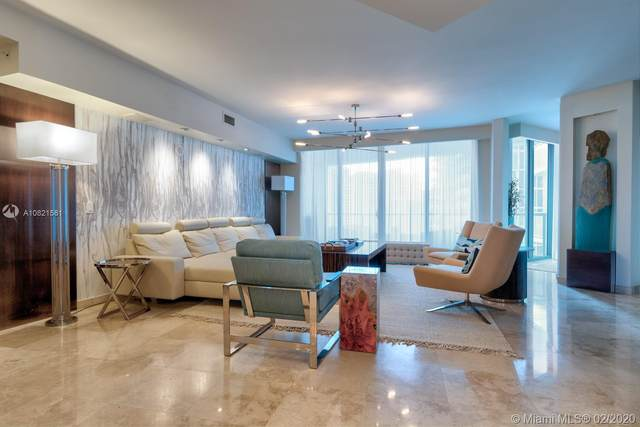333 Las Olas Way #2905, Fort Lauderdale, FL 33301 (MLS #A10821581) :: THE BANNON GROUP at RE/MAX CONSULTANTS REALTY I