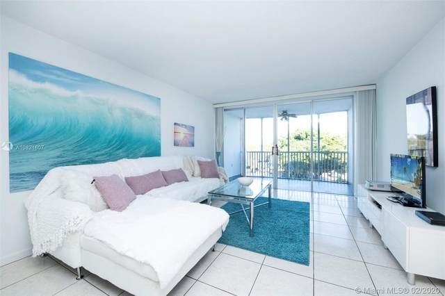 1780 NE 191st St 403-2, Miami, FL 33179 (MLS #A10821607) :: Grove Properties