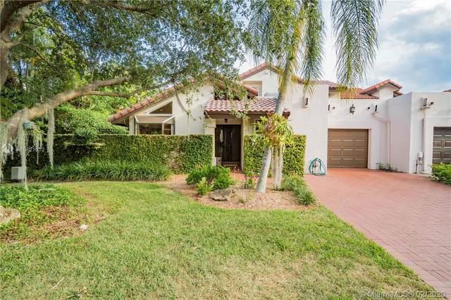 7814 SW 88th Ter #7814, Miami, FL 33156 (MLS #A10821612) :: Grove Properties