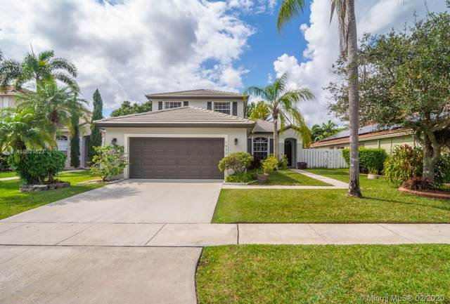 1930 NW 180th Way, Pembroke Pines, FL 33029 (#A10821623) :: Dalton Wade