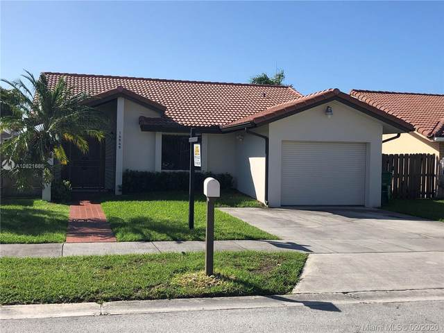 14848 SW 60th St, Miami, FL 33193 (MLS #A10821686) :: United Realty Group