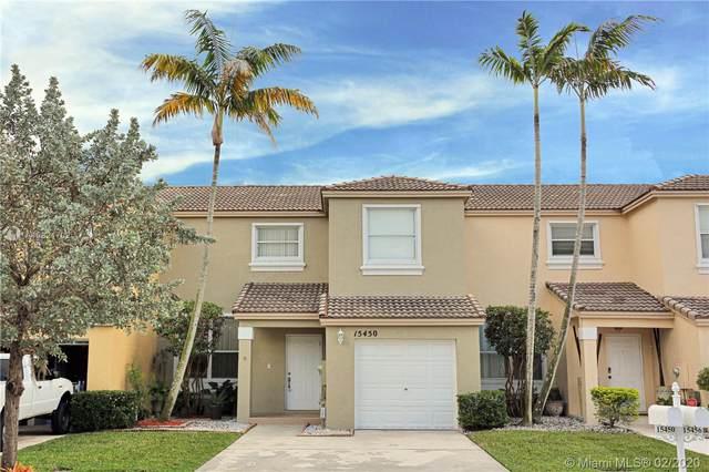 15450 NW 14th Ct, Pembroke Pines, FL 33028 (MLS #A10821702) :: Prestige Realty Group