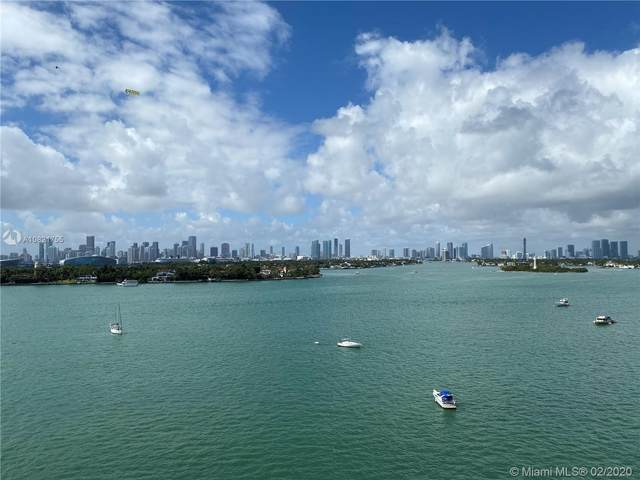 1000 West Ave #1024, Miami Beach, FL 33139 (MLS #A10821755) :: The Howland Group
