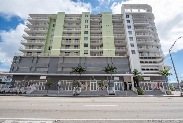 219 NW 12th Ave #806, Miami, FL 33128 (MLS #A10821765) :: Laurie Finkelstein Reader Team