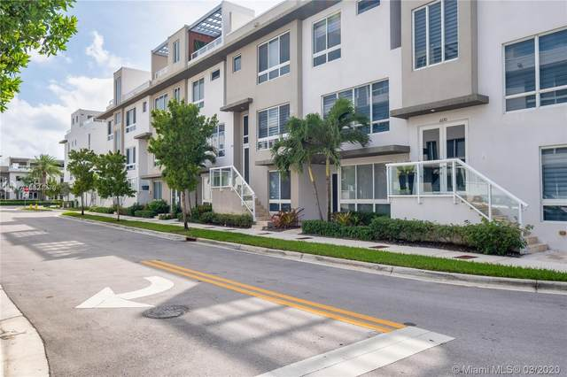 6650 NW 105th Ave #6650, Doral, FL 33178 (MLS #A10821779) :: THE BANNON GROUP at RE/MAX CONSULTANTS REALTY I
