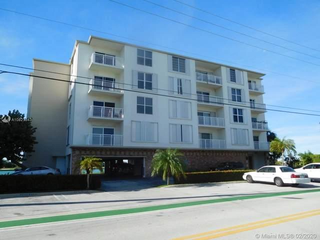 9270 W Bay Harbor Dr 2D, Bay Harbor Islands, FL 33154 (MLS #A10821843) :: Green Realty Properties
