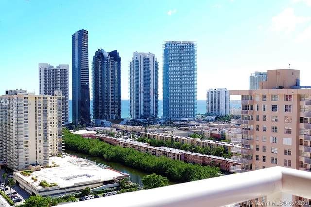 251 174th St #2306, Sunny Isles Beach, FL 33160 (MLS #A10821883) :: Berkshire Hathaway HomeServices EWM Realty