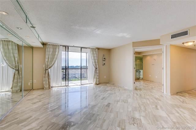 900 NE 195th St #610, Miami, FL 33179 (MLS #A10821897) :: Berkshire Hathaway HomeServices EWM Realty