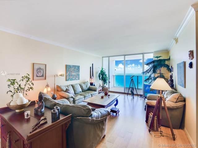 2301 S Ocean Dr #2601, Hollywood, FL 33019 (MLS #A10821906) :: Green Realty Properties