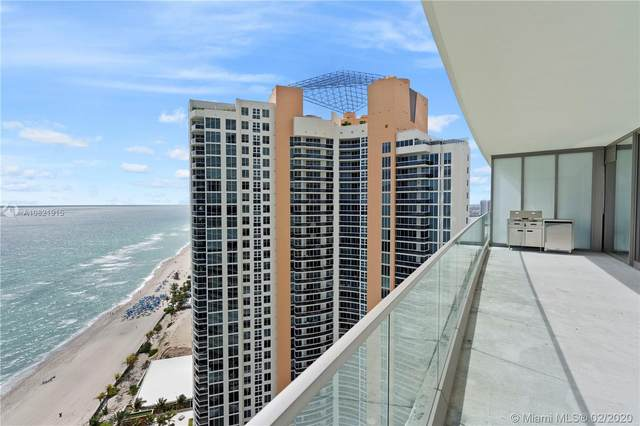 18975 Collins Ave #2403, Sunny Isles Beach, FL 33160 (MLS #A10821915) :: Berkshire Hathaway HomeServices EWM Realty