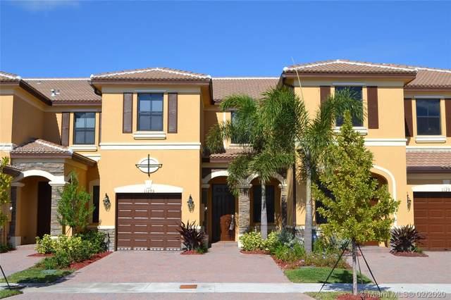 11295 NW 88 STREET #11295, Doral, FL 33178 (MLS #A10821924) :: Green Realty Properties