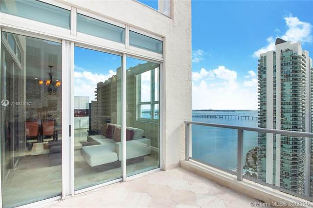 1155 Brickell Bay Dr Ph201, Miami, FL 33131 (#A10821957) :: Real Estate Authority