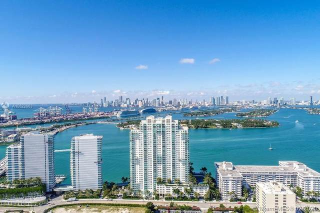 650 West Ave Ph17, Miami Beach, FL 33139 (MLS #A10822083) :: The Jack Coden Group