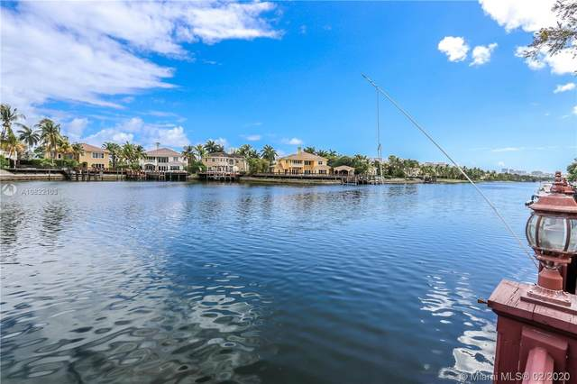 1101 Diplomat Pkwy, Hollywood, FL 33019 (MLS #A10822103) :: The Levine Team